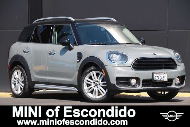 2018 MINI Countryman Cooper FWD