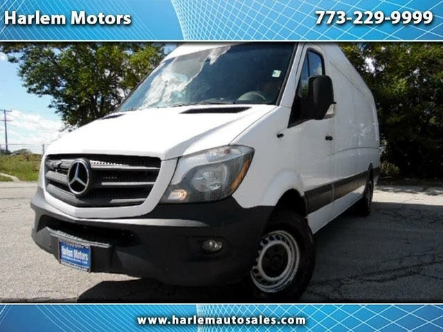 2017 Mercedes-Benz Sprinter Cargo 2500 170 V6 High Roof RWD