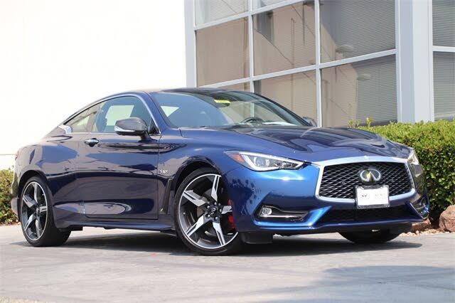 Used 2020 Infiniti Q60 For Sale With Photos Cargurus