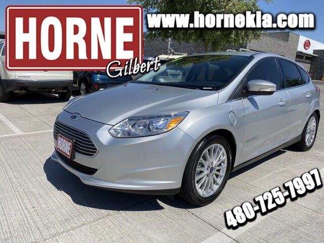 2013 Ford Focus Electric Hatchback