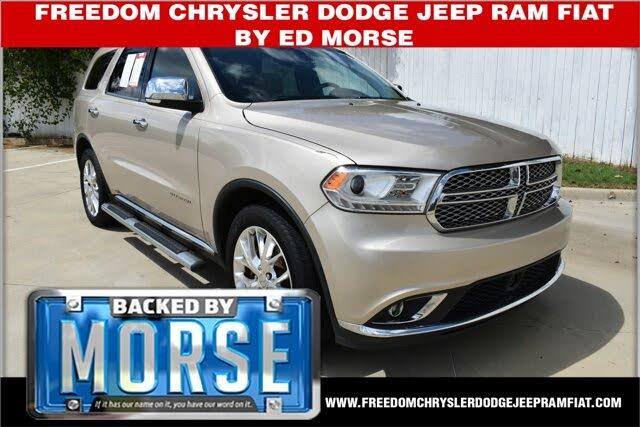 2014 Dodge Durango Citadel RWD