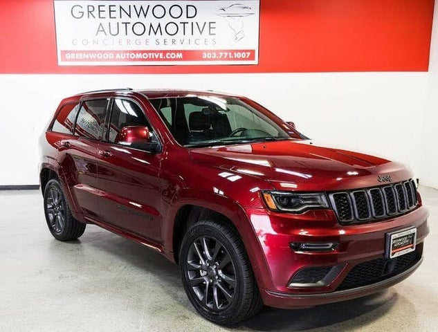 2018 Jeep Grand Cherokee High Altitude 4WD for Sale in ...