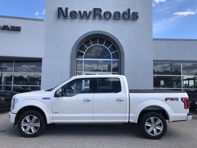 2017 Ford F-150 Limited SuperCrew 4WD