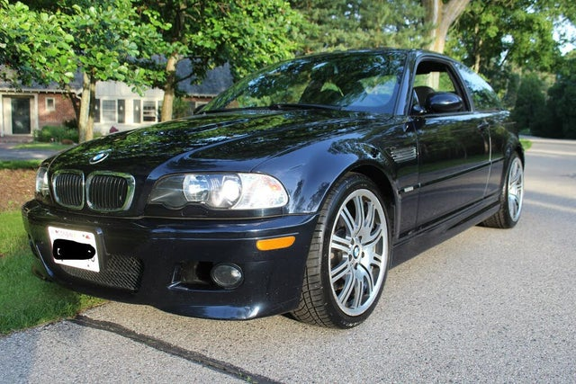 2004 BMW M3 Coupe RWD