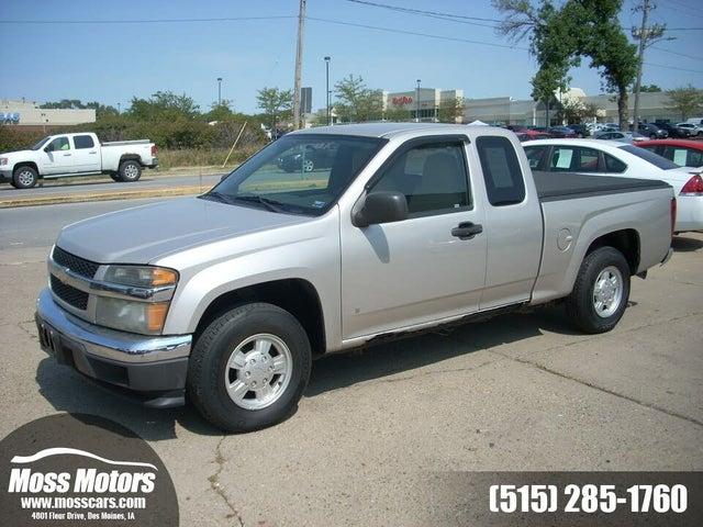 2006 Chevrolet Colorado LT Extended Cab RWD