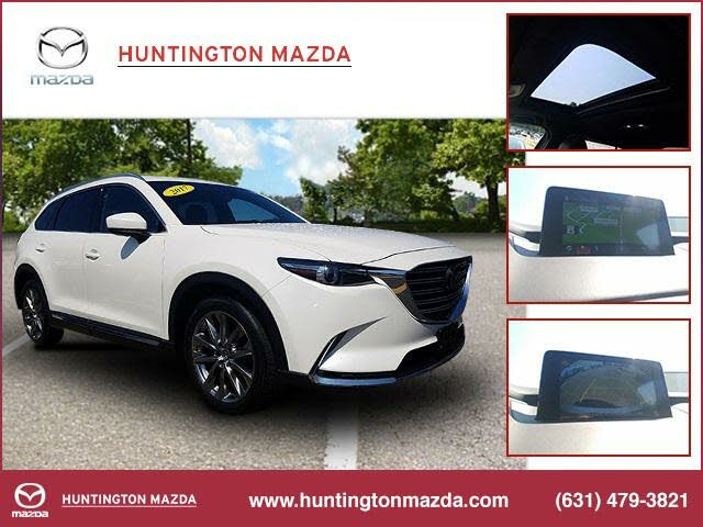 2017 Mazda CX-9 Grand Touring AWD