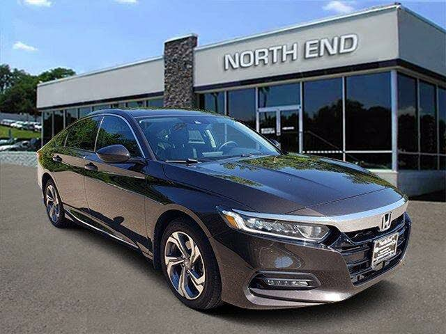 2018 Honda Accord 2.0T EX-L FWD with Navigation