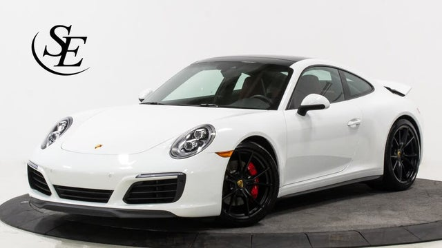 2018 Porsche 911 Carrera 4S Coupe AWD