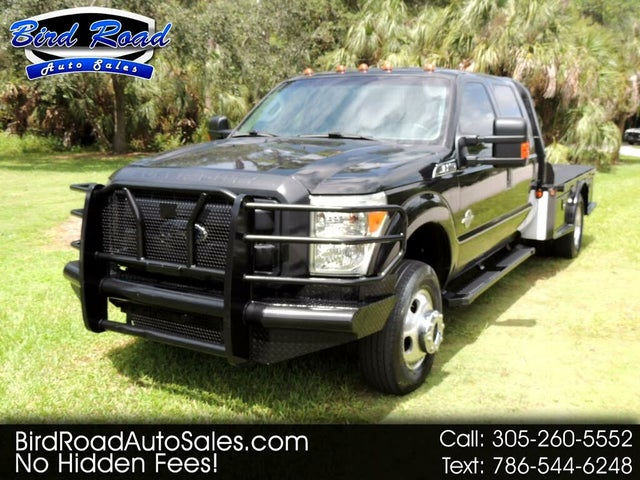 2015 Ford F-350 Super Duty Chassis Lariat SuperCab DRW 4WD