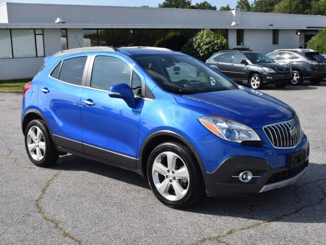 2016 Buick Encore Convenience FWD for Sale in Columbia, SC ...