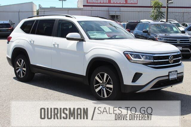 2021 Volkswagen Atlas 2.0T SE 4Motion AWD