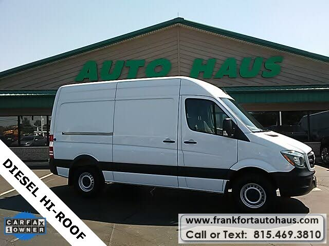 2017 Mercedes-Benz Sprinter Cargo 2500 170 High Roof RWD