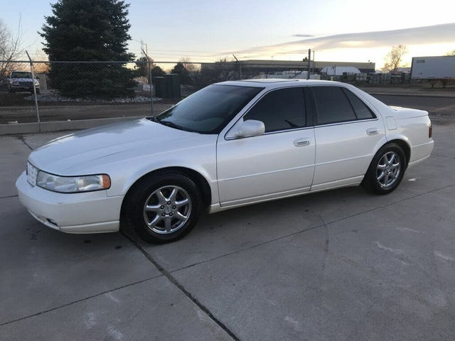 1999 Cadillac Seville STS FWD
