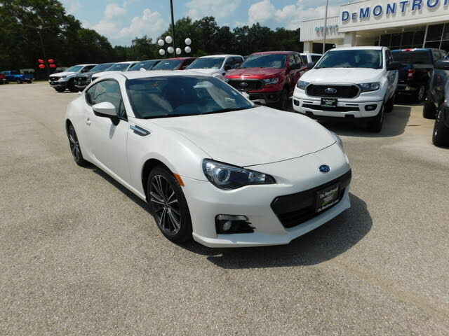 2016 Subaru BRZ Limited RWD for Sale in College Station ...