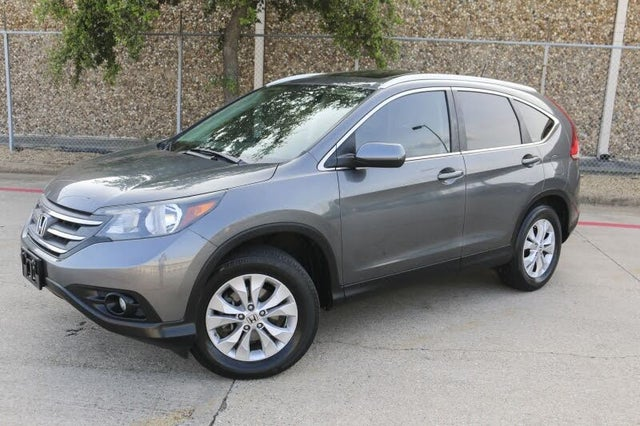 2012 Honda CR-V EX-L FWD with Navigation