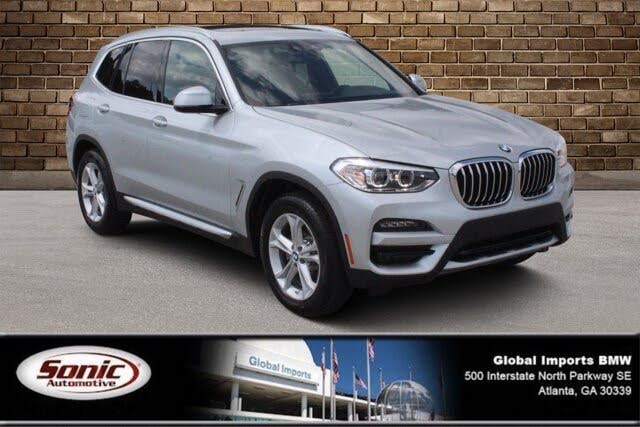 2021 BMW X3 xDrive30i AWD