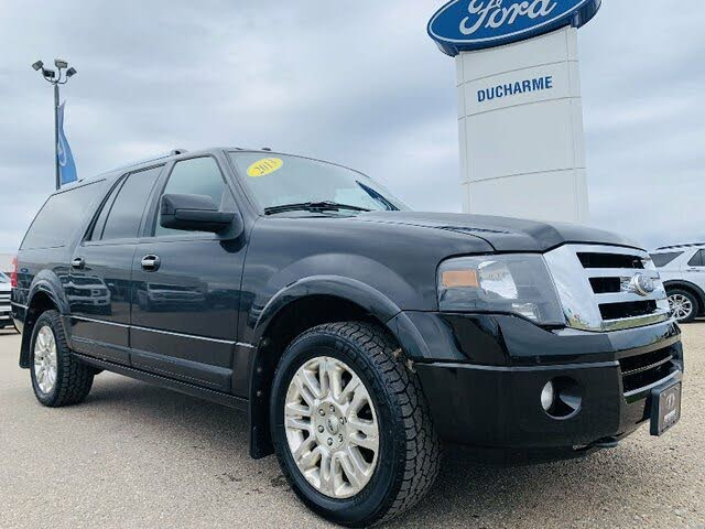 2013 Ford Expedition Limited Max