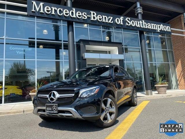 2017 Mercedes-Benz GLC-Class GLC 300 Coupe 4MATIC