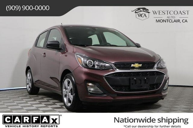 2020 Chevrolet Spark For Sale In Albuquerque Nm Cargurus
