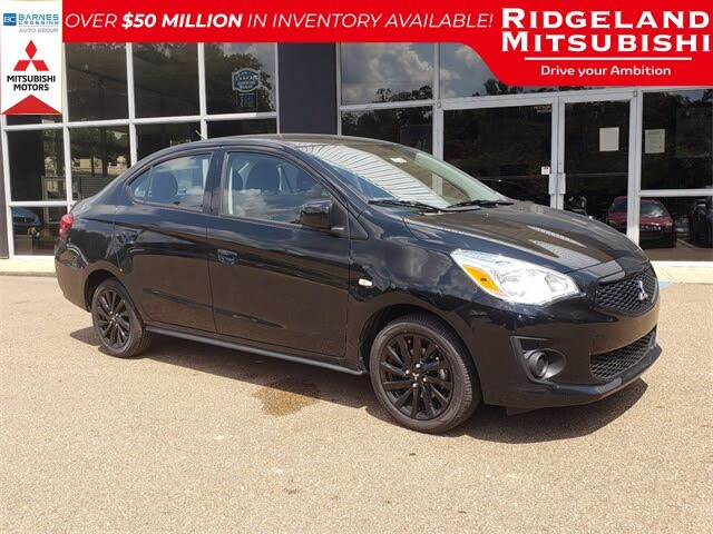Chevy Dealership Jackson Ms >> New Mitsubishi Mirage G4 for Sale in Jackson, MS - CarGurus