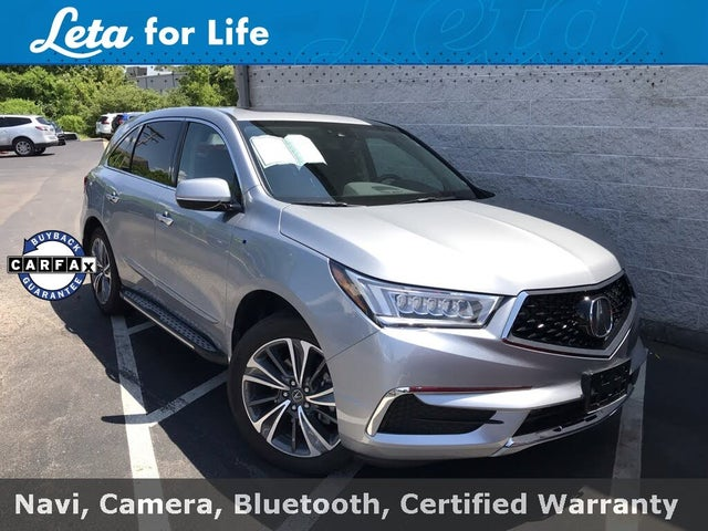 2019 Acura MDX Hybrid Sport SH-AWD with Technology Package