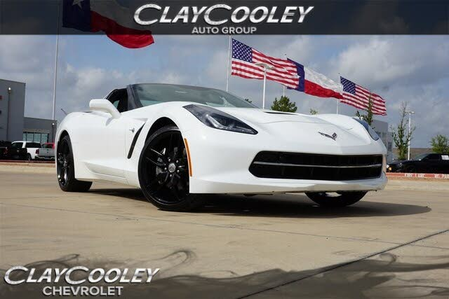 2018 Chevrolet Corvette Stingray 3LT Coupe RWD
