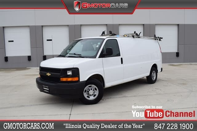 2017 Chevrolet Express Cargo 2500 Extended RWD