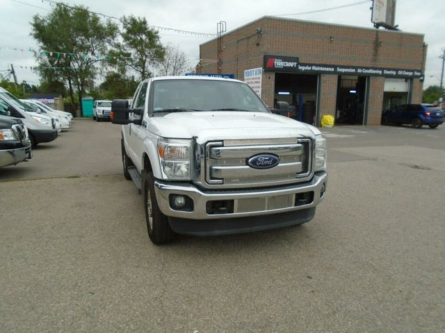 2014 Ford F-250 Super Duty XLT SuperCab 4WD