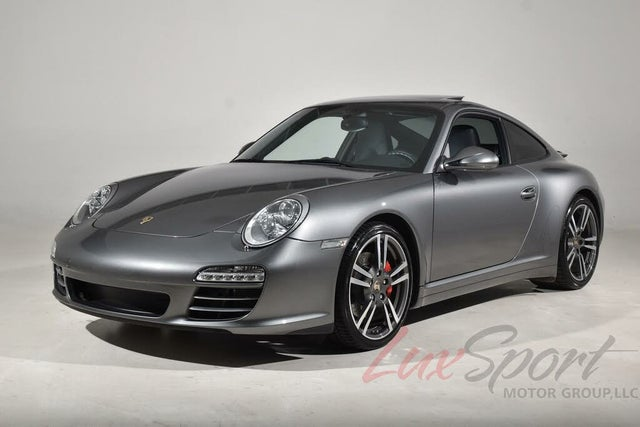 2011 Porsche 911 Carrera 4S Coupe AWD