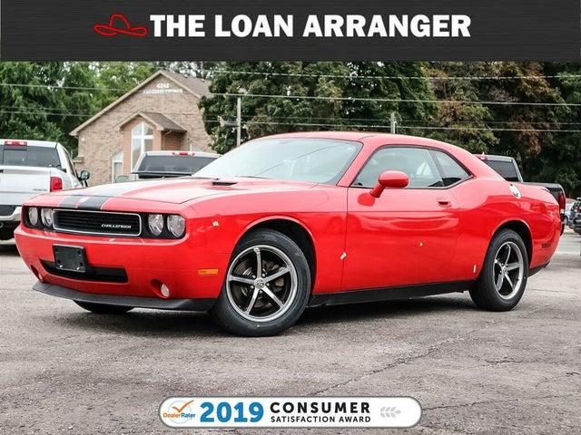 2010 Dodge Challenger SE RWD