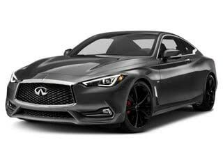 2017 INFINITI Q60 Red Sport 400 Coupe AWD