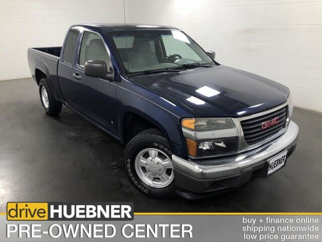 2007 GMC Canyon SL Extended Cab 2WD