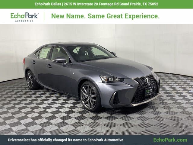 2017 Lexus IS 350 RWD