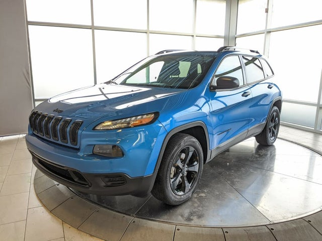 2018 Jeep Cherokee Sport Altitude 4WD