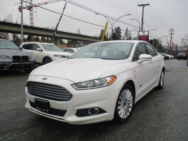 2016 Ford Fusion Energi SE Luxury