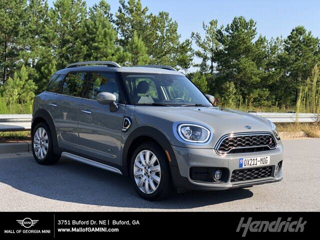 2020 MINI Countryman Cooper S ALL4 AWD