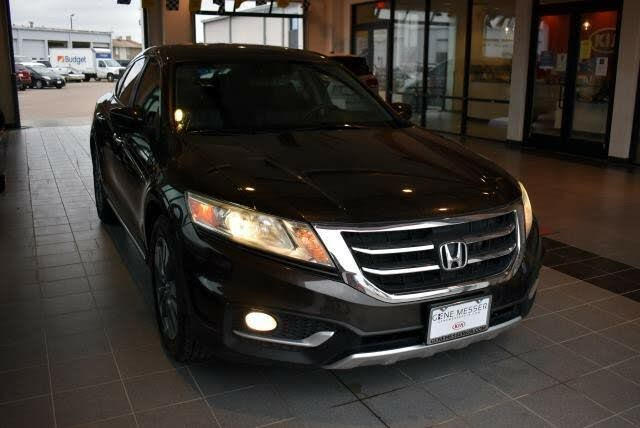 2013 Honda Crosstour EX-L V6 AWD with Navi