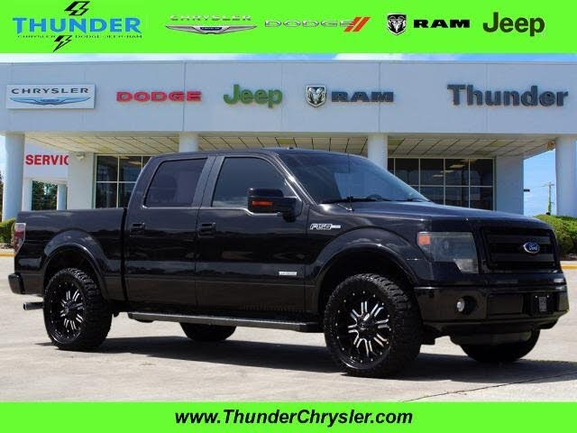 2013 Ford F-150 FX2 SuperCrew