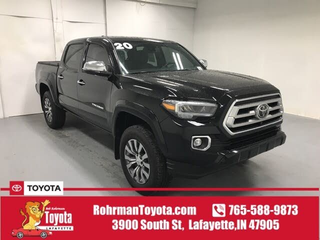 2020 Toyota Tacoma Limited Double Cab 4WD