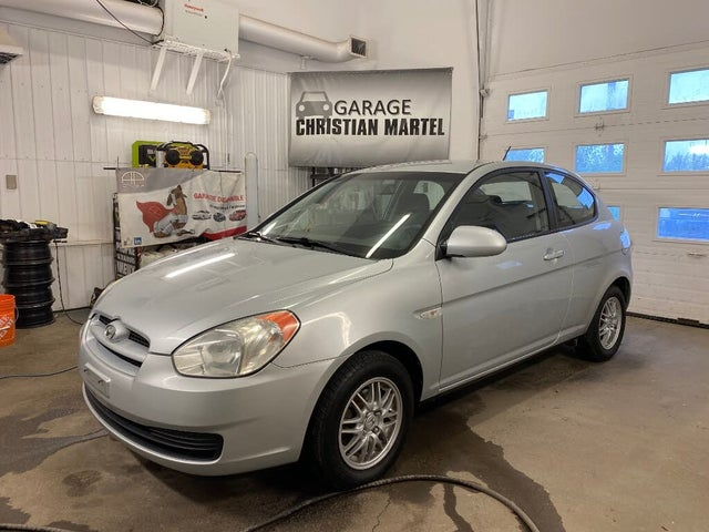 2007 Hyundai Accent GS 2-Door Hatchback FWD