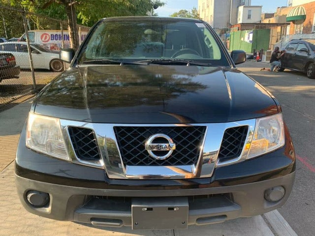 2012 Nissan Frontier S Crew Cab 4WD