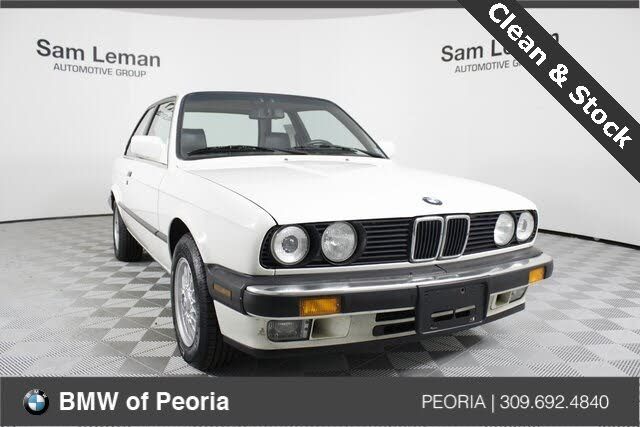 1988 BMW 3 Series 325is Coupe RWD