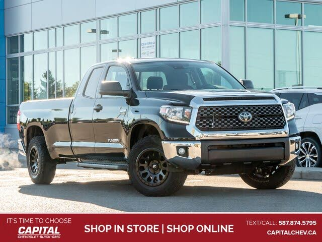 2020 Toyota Tundra SR5 Double Cab LB 4WD
