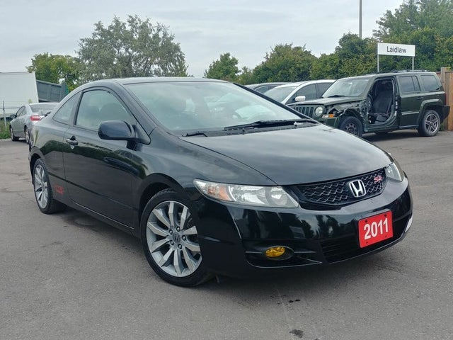 2011 Honda Civic Coupe Si