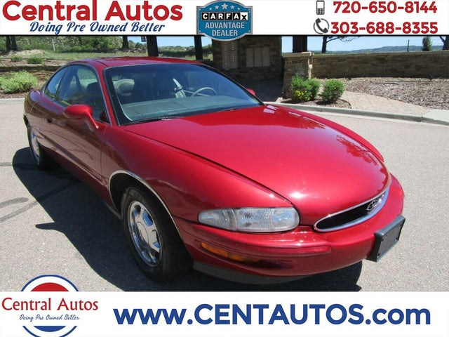 1997 Buick Riviera Supercharged Coupe FWD