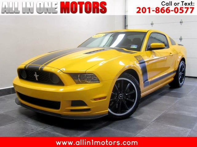 2013 Ford Mustang Boss 302 Coupe RWD