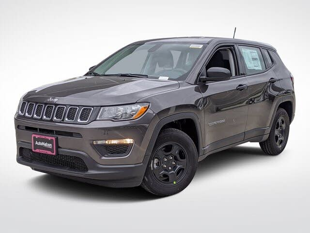 2021 Jeep Compass Sport FWD