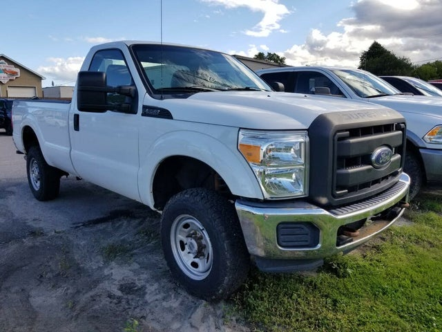 2014 Ford F-350 Super Duty XL LB DRW 4WD