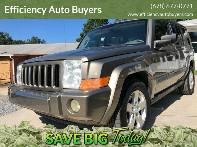 2006 Jeep Commander Base 4X4