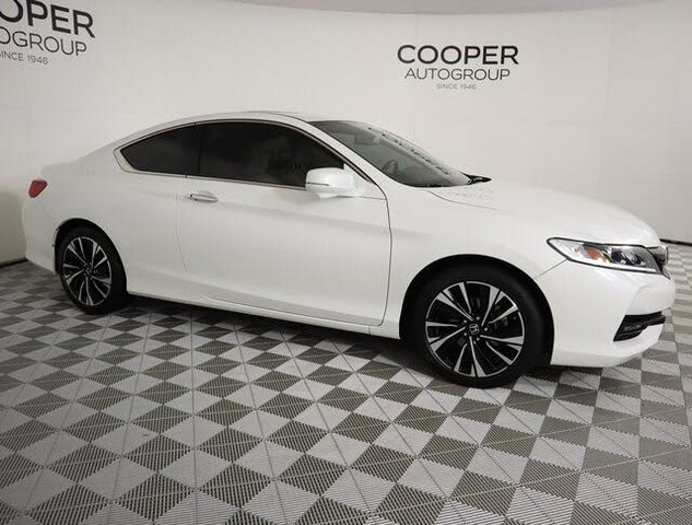 2016 Honda Accord Coupe EX-L V6